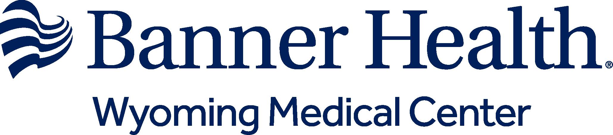Banner Health Wyoming Medical Center logo blue