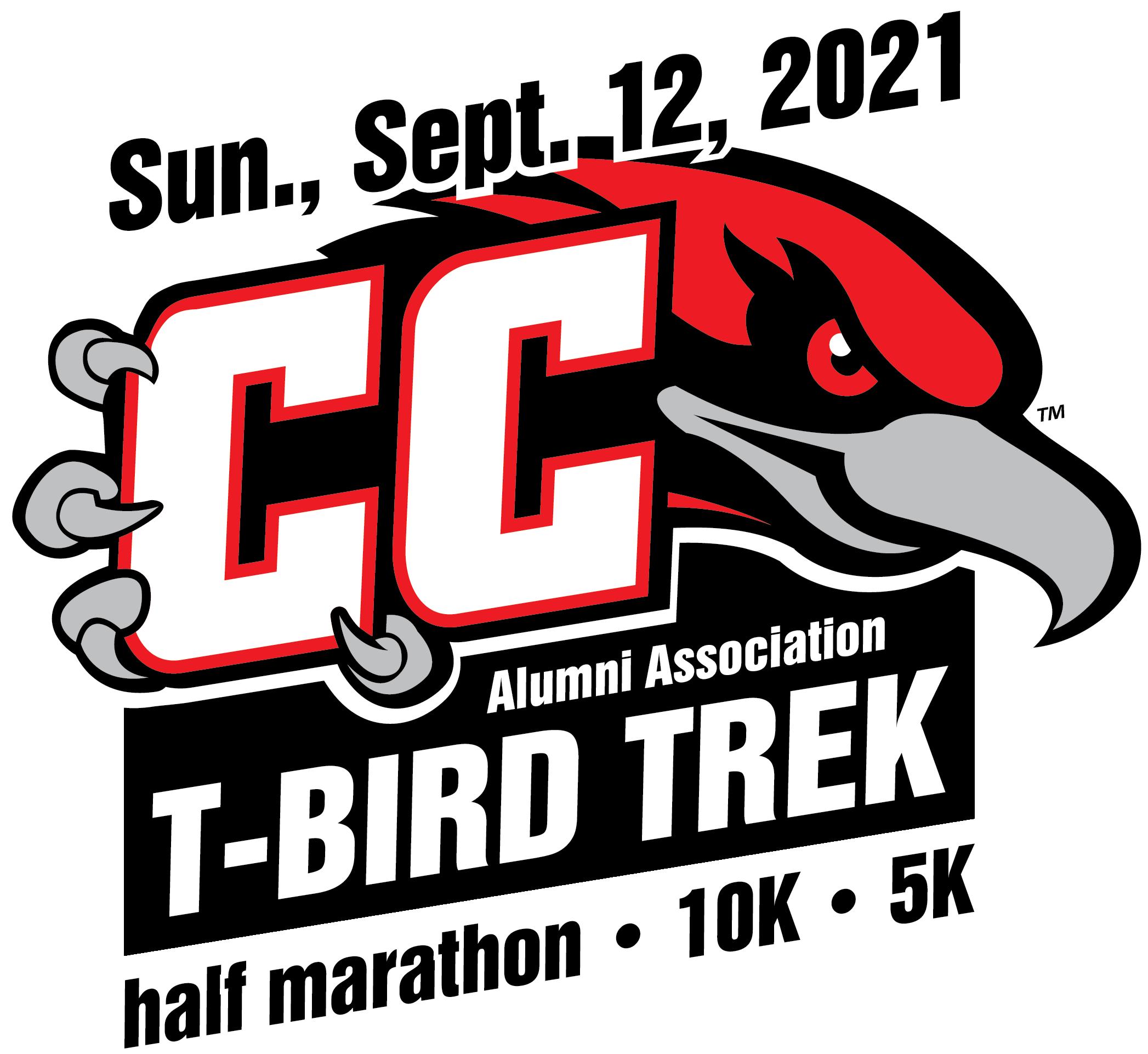 T-Bird Trek 2021 Logo