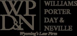 Wiliams Porter Day & Neville logo