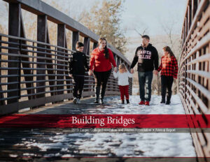 2019 Foundation Annual Report Cover image