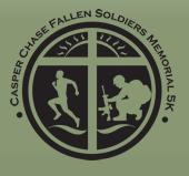 casper chase 5k logo