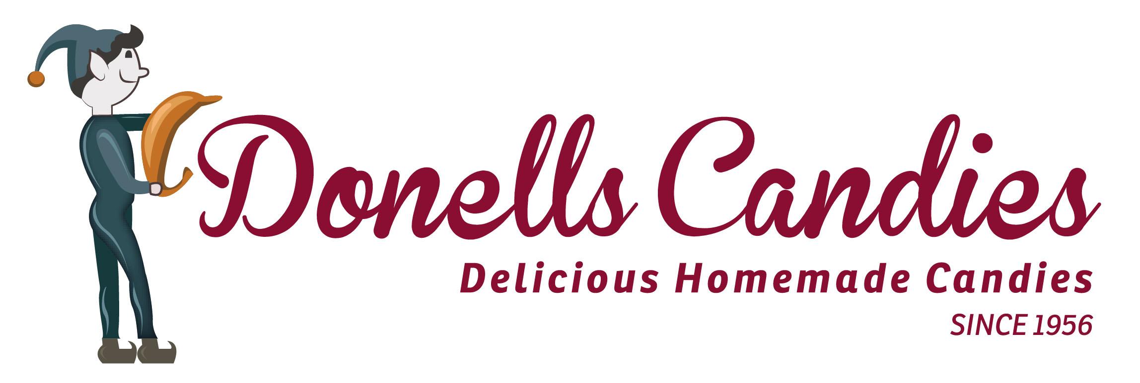 Donells Candies logo
