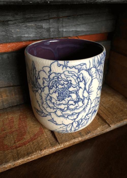 Snell Flower Mug photo