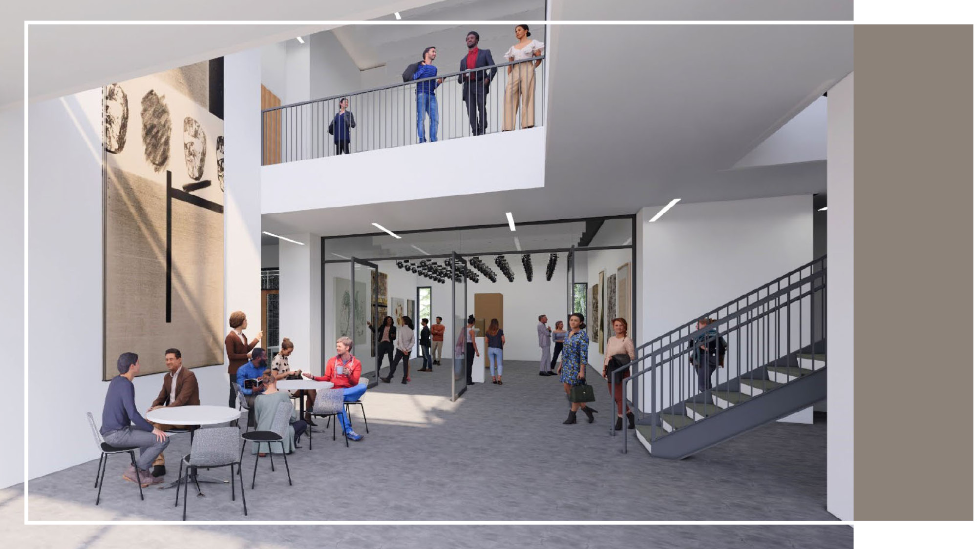 VA building Interior concept 4 photo