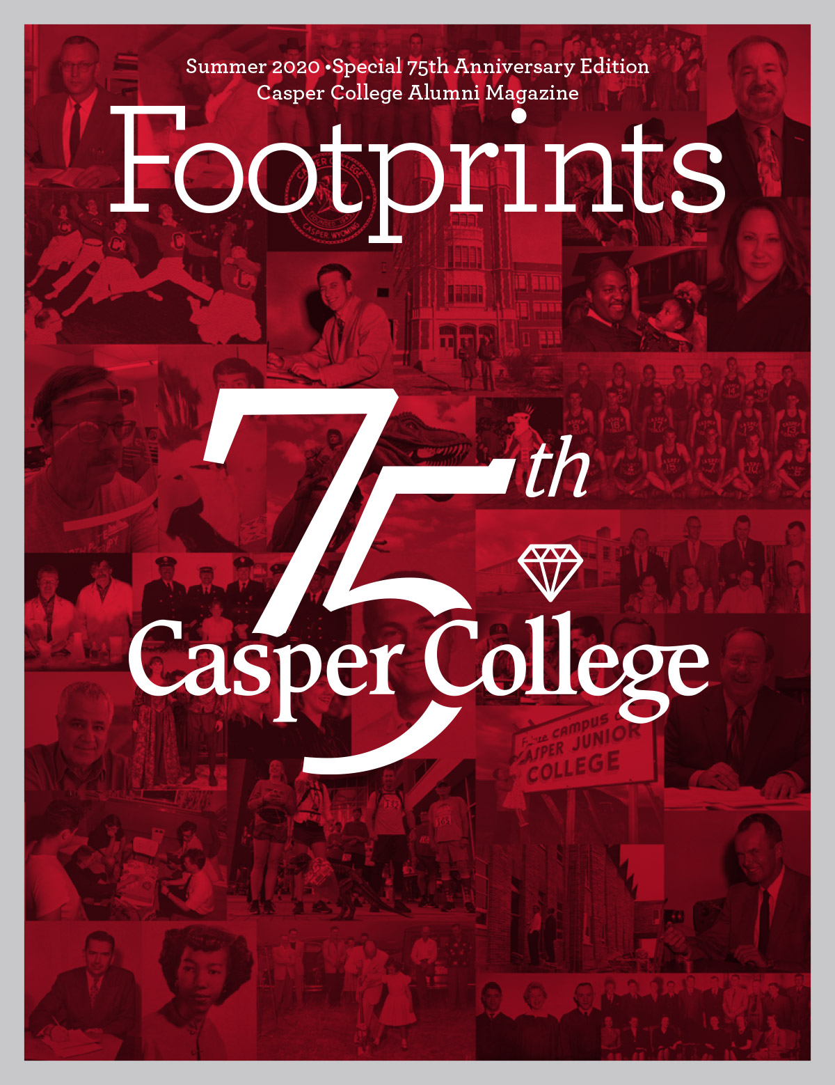 Footprints Magazine - Summer 2020 Cover Image