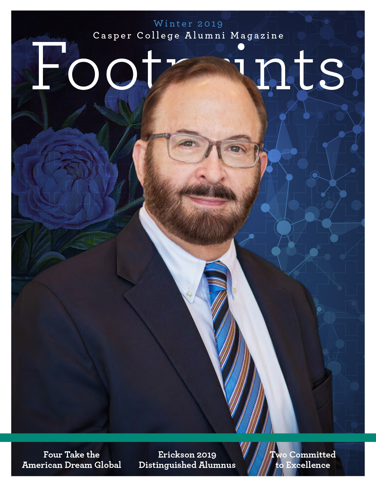 Footprints Magazine Winter 2019 Cover Image