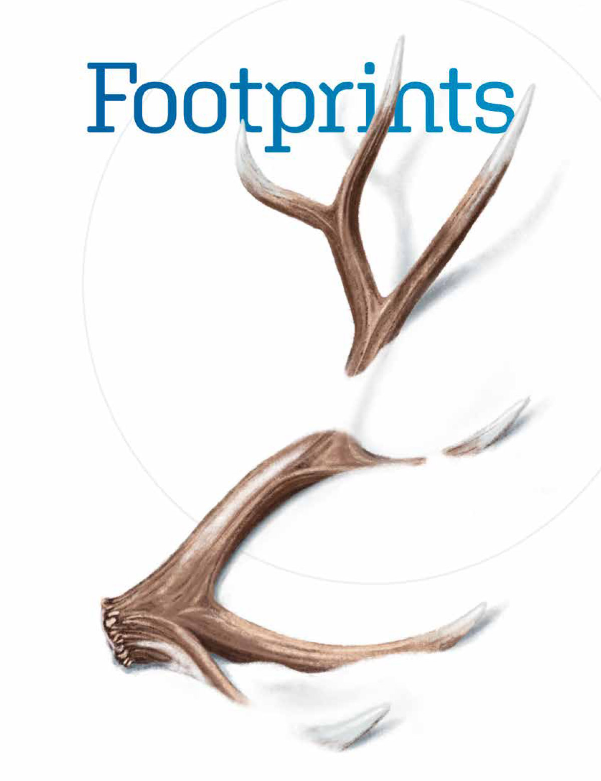 Footprints Magazine Winter 2021 Cover Image
