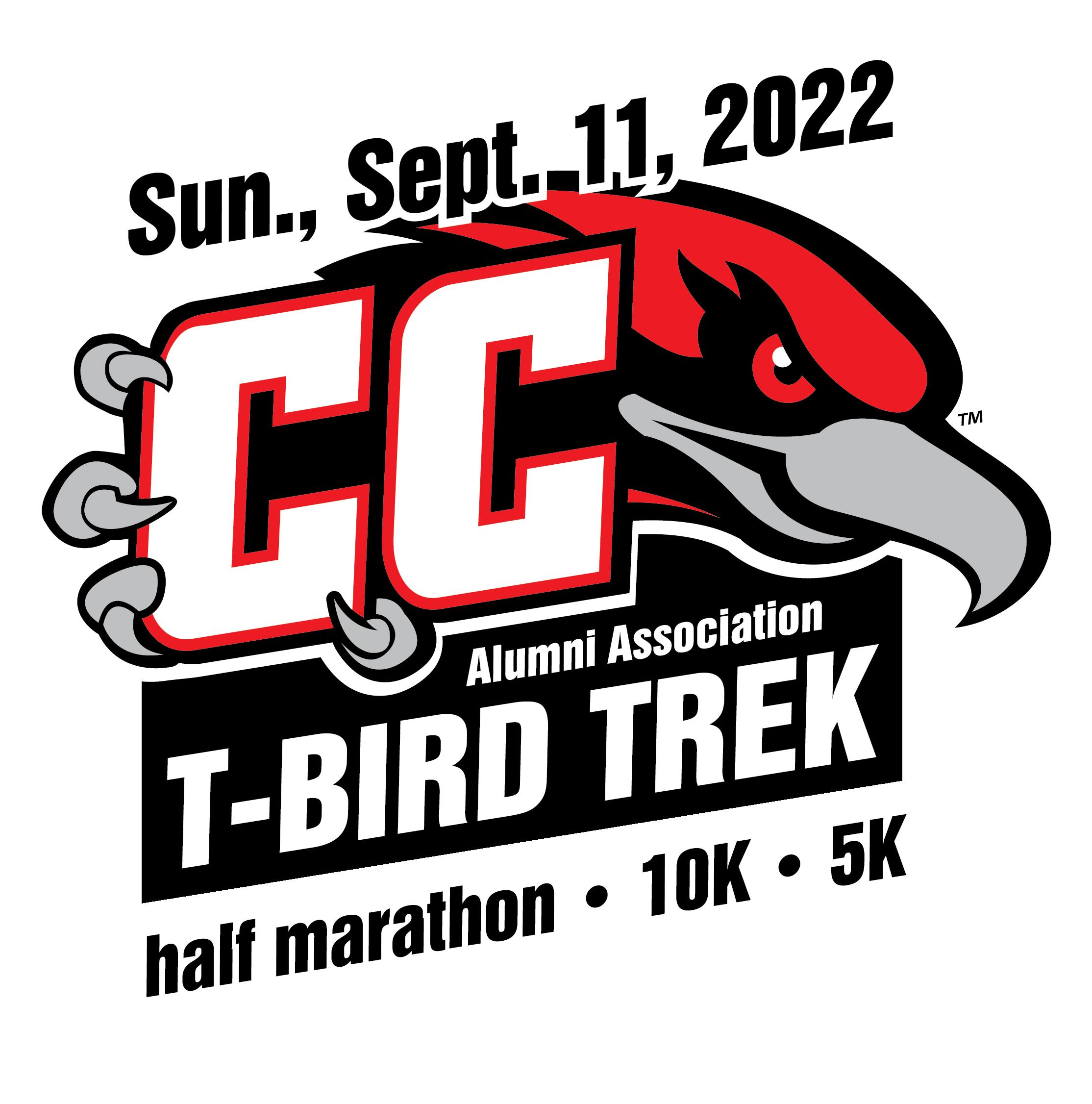 T-Bird Trek Logo 2022
